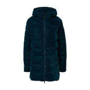 CMP Outdoorový kabát  petrolejová