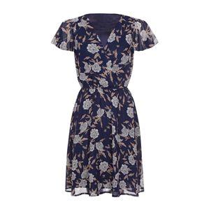 Mela London Šaty  námořnická modř