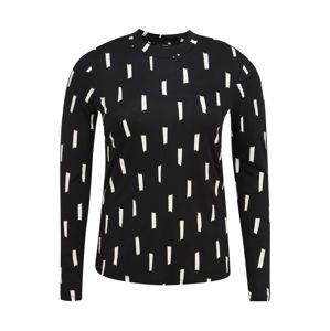 Vero Moda Curve Tričko 'VMKIKI'  černá