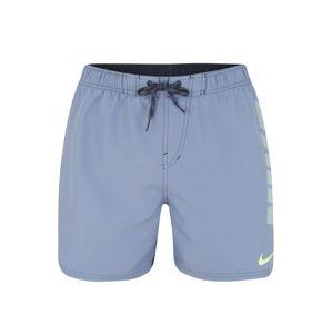 Nike Swim Sportovní plavky 'Nike Rift Vital'  modrá / šedá