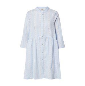 ONLY Košilové šaty 'CHICAGO MIRIAM'  světlemodrá