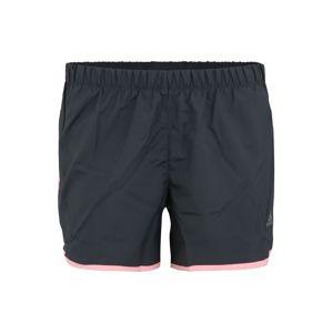 ADIDAS PERFORMANCE Sportovní kalhoty 'M20 SHORT'  růžová / antracitová