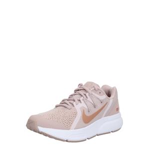 NIKE Běžecká obuv 'Zoom Span 3'  bílá / růžová / bronzová