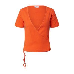 Envii Tričko 'ENALLY'  oranžová