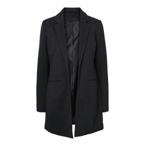 Noisy may Přechodný kabát  černá