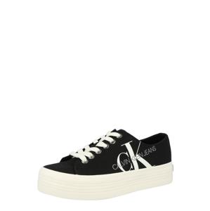 Calvin Klein Jeans Tenisky 'ZESLEY'  černá / bílá