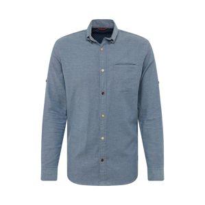 JACK & JONES Košile 'LEO'  modrá
