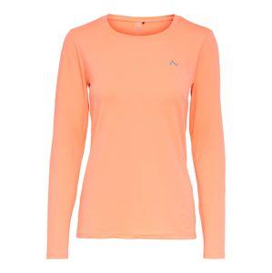 ONLY PLAY Funkční tričko  pastelově oranžová