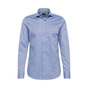 JOOP! Společenská košile '17 JSH-04Panko'  bílá / modrá
