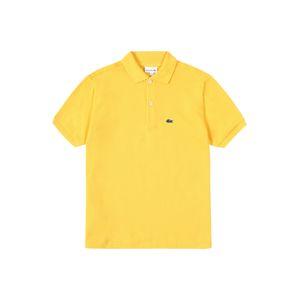 LACOSTE Tričko  žlutá