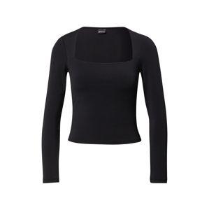 Gina Tricot Tričko  černá
