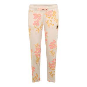 Maloja Sportovní kalhoty 'Arcaz'  mix barev / béžová