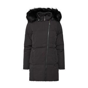 DREIMASTER Zimní bunda 'DREIMASTER DAMEN MANTEL'  černá