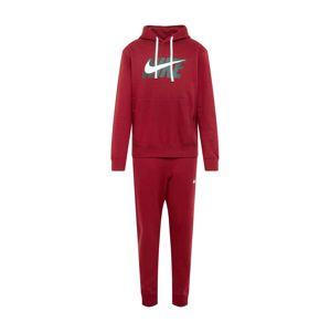Nike Sportswear Domácí oblečení  červená / bílá