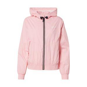 Schott NYC Přechodná bunda  růžová
