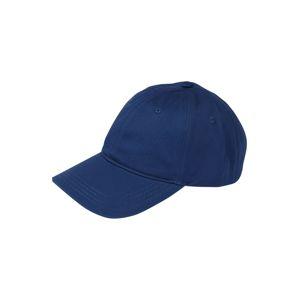 LACOSTE Kšiltovka  modrá