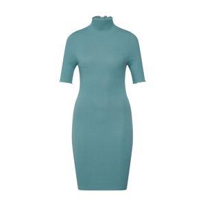 Pop Copenhagen Úpletové šaty 'Lettuce'  mátová