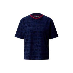 Tommy Hilfiger Underwear Tričko na spaní  námořnická modř