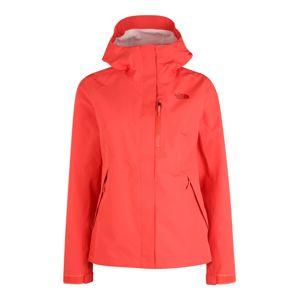 THE NORTH FACE Outdoorová bunda 'Dryzzle'  červená
