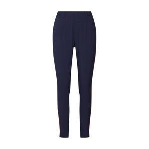 Kaffe Kalhoty 'KAlynne Jillian Pants'  tmavě modrá