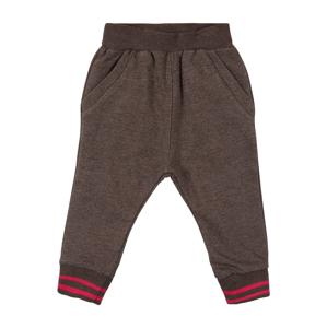 ESPRIT Kalhoty  hnědá / pink
