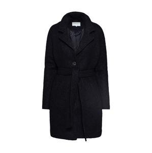 VILA Přechodný kabát 'VIALANIS'  černá