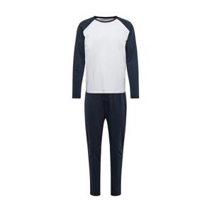 BURTON MENSWEAR LONDON Domácí oblečení  námořnická modř / bílá