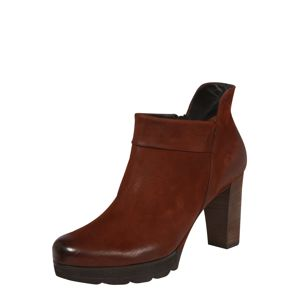 Paul Green Kotníkové boty  rezavě hnědá