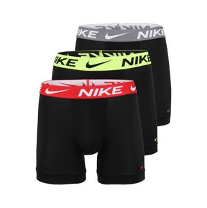NIKE Sportovní spodní prádlo  šedá / žlutá / červená / černá