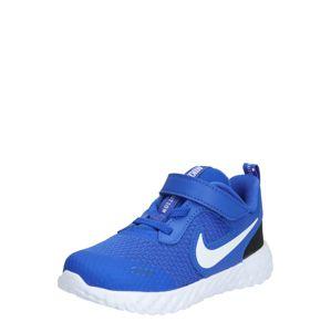 NIKE Sportovní boty 'Revolution 5'  modrá