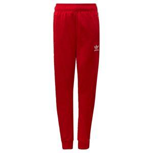 ADIDAS ORIGINALS Kalhoty 'SST'  bílá / červená