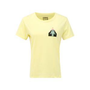 OGNX Funkční tričko 'Loose T-Shirt Kali'  limone