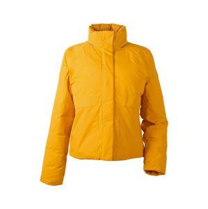 Didriksons Přechodná bunda 'Kim'  žlutá