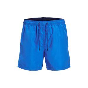 JACK & JONES Plavecké šortky 'Quick Dry'  modrá