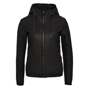 CHIEMSEE Outdoorová bunda  černá
