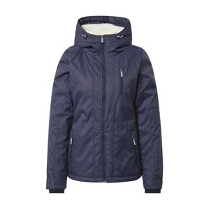 Sublevel Zimní bunda  modrý melír