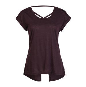 Marika Funkční tričko 'Rowena'  fialová