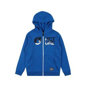 Picture Organic Clothing Sportovní mikina 'BASEMENT'  modrá
