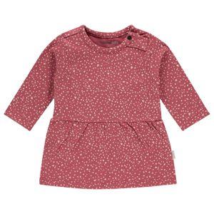 Noppies Šaty 'Carmichael'  pink / pastelově červená