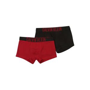 Calvin Klein Underwear Spodní prádlo  vínově červená / černá