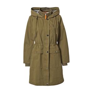 EDC BY ESPRIT Přechodný kabát  khaki