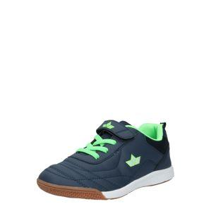 LICO Tenisky 'Chipsa'  námořnická modř / zelená