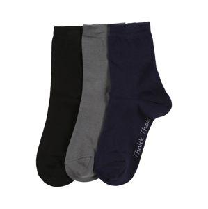 ThokkThokk Ponožky  černá / modrá / šedá