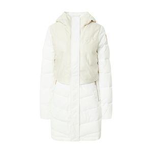 ICEPEAK Outdoorový kabát 'Altenau'  bílá / přírodní bílá