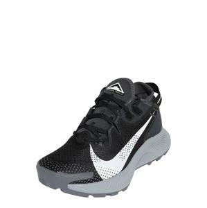 NIKE Běžecká obuv 'Pegasus Trail 2'  šedá / černá