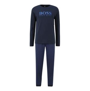 BOSS Domácí oblečení  námořnická modř / královská modrá