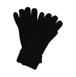 Michael Kors Prstové rukavice  černá