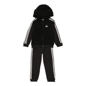 ADIDAS PERFORMANCE Sportovní oblečení  černá / bílá