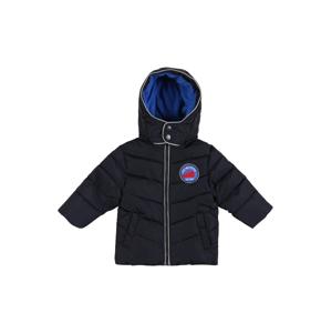 SALT AND PEPPER Zimní bunda  noční modrá / bílá / modrá