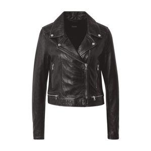 Ibana Přechodná bunda 'Renee-Vintage'  černá / hnědá